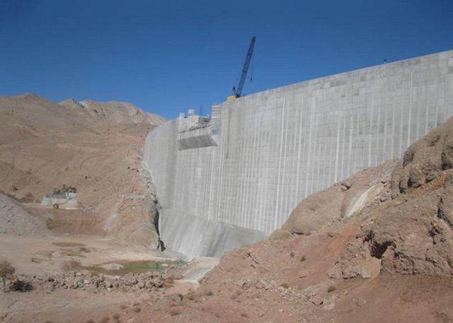 نیمی از سدهای بزرگ کشور کمتر از 40 درصد آب ذخیره گردیده دارند