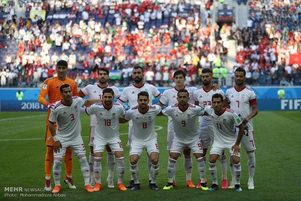 ترکیب تیم ملی فوتبال ایران اعلام شد، عابدزاده درون دروازه