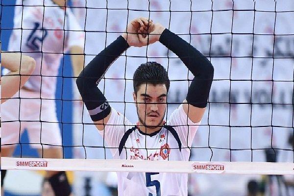 شریفی به بازی با بلغارستان نمی رسد