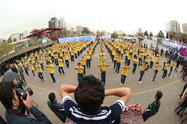 ورزش صبحگاهی در 35 هزار مدرسه سراسر کشور اجرا می گردد