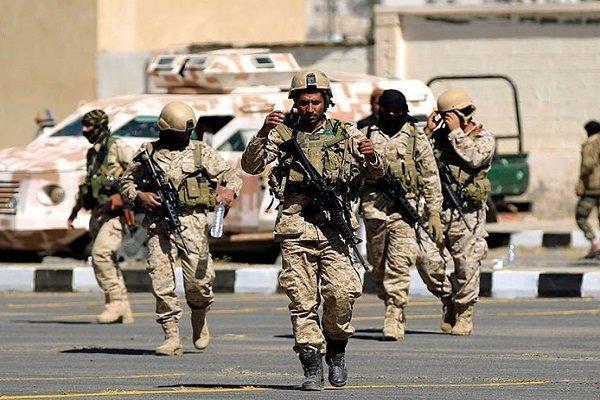 حمله توپخانه ای گسترده یمنی ها به مواضع متجاوزان در جیزان