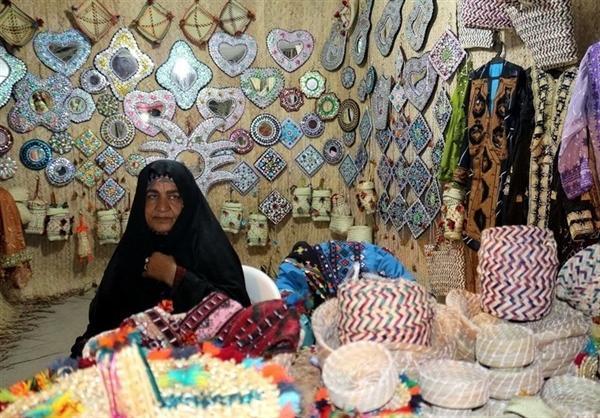نهمین نمایشگاه صنایع دستی و هنرهای سنتی در زاهدان افتتاح شد