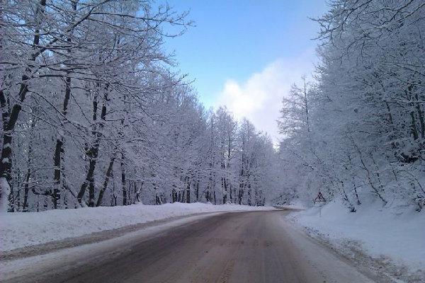 بارش برف امروز در استان قزوین خاتمه می یابد
