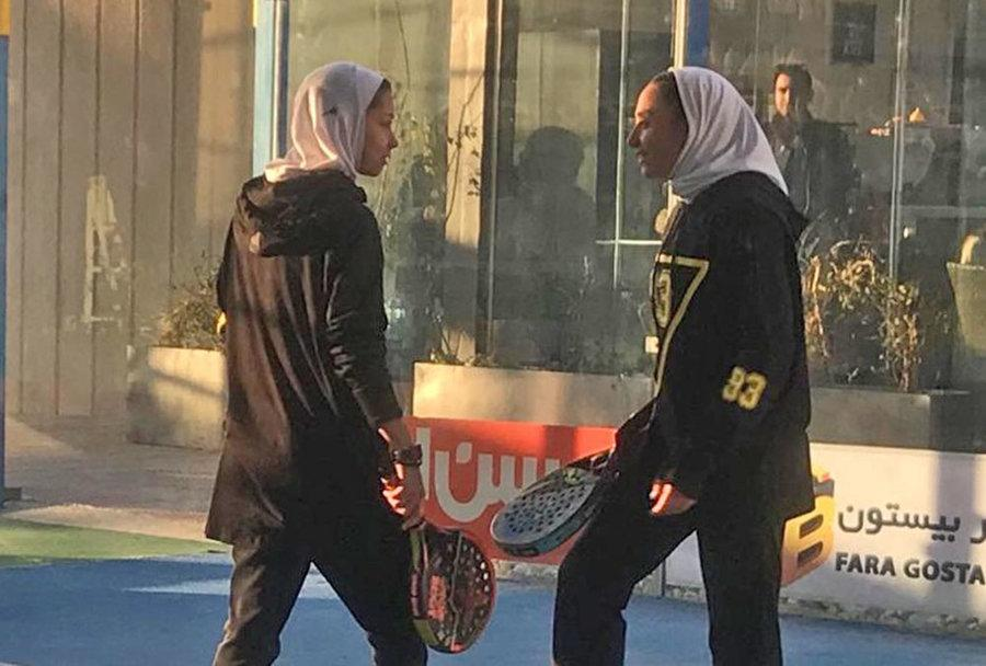 نفرات برتر مسابقات پدل بانوان تعیین شدند