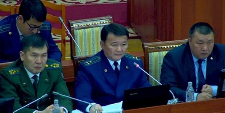 پرونده آتامبایف زیر ذر ه بین مجلس قرقیزستان