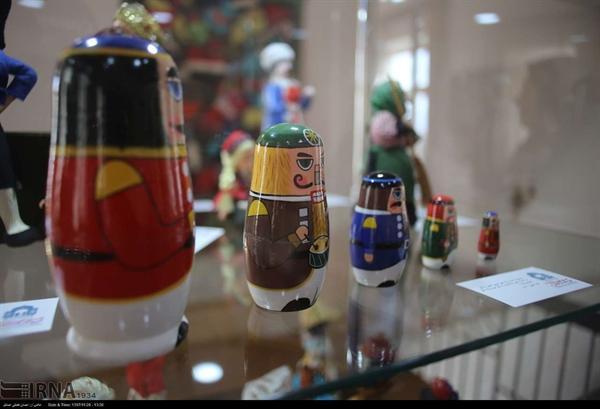 برپایی نخستین نمایشگاه عروسک های ملل در مازندران