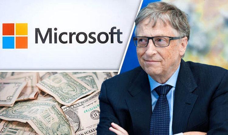 مایکروسافت ، بیل گیتس و ماجرای ثروتمند شدن