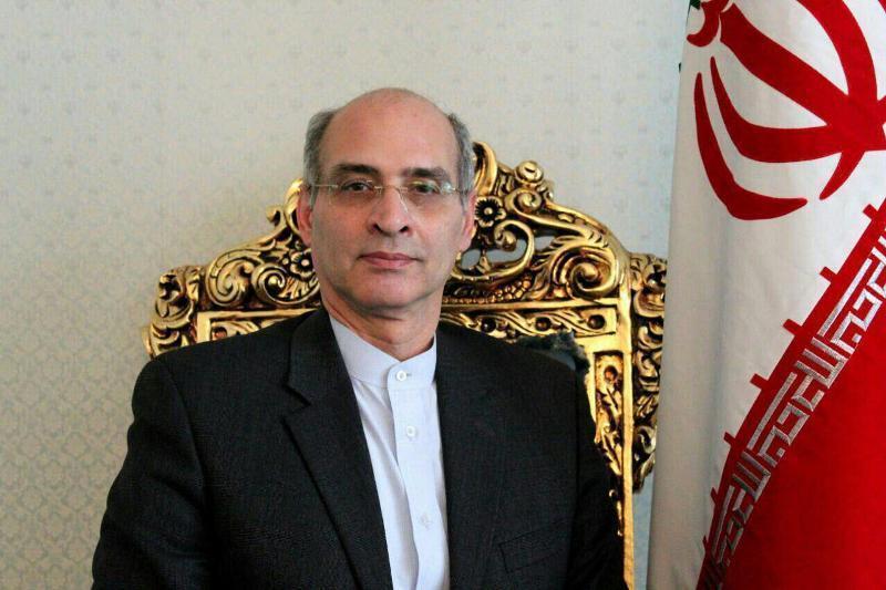سفیر ایران در هلند ماموریت خود را شروع کرد