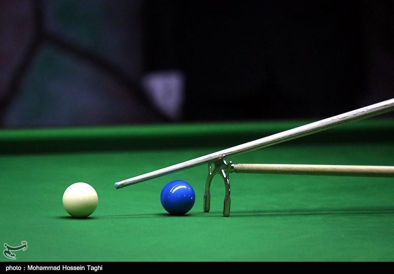 پایان کار نماینده اسنوکر ایران در مرحله یک چهارم پایانی مسابقات قهرمانی آسیا