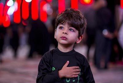 در مجالس عزای حسینی با بچه ها چگونه رفتار کنیم؟