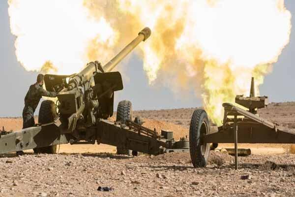ضربه محکم نیروهای سوری به تشکیلات وابسته به جبهه النصره