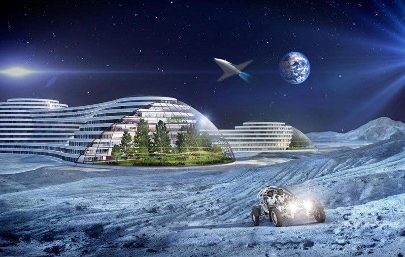 کره ماه زیستگاه جدید چه تعداد از انسان ها خواهد بود؟
