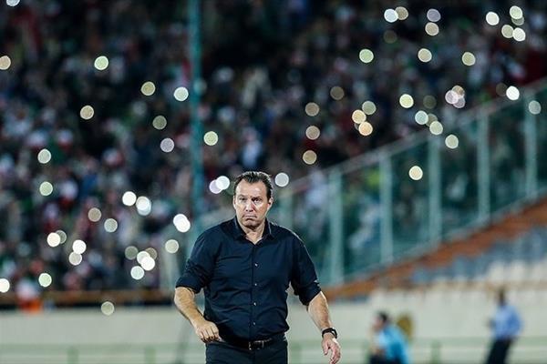 اولین واکنش ویلموتس به خبر استعفا از تیم ملی فوتبال ایران