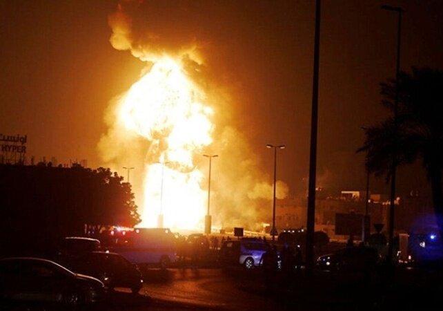 شنیده شدن صدای انفجار در بغداد ، آژیرهای خطر سفارت آمریکا به صدا درآمدند؟