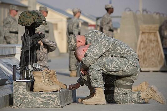 ابتلای بیش از 1600 نفر از کارکنان تحت امر وزارت دفاع آمریکا به کرونا