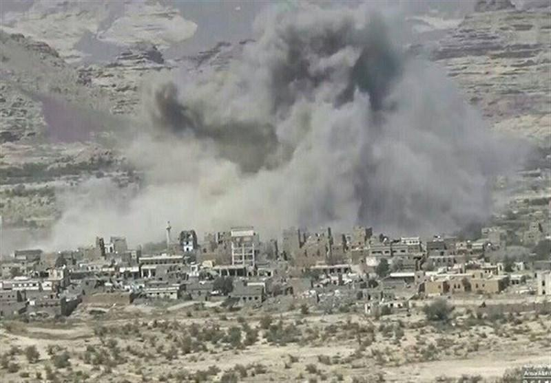 ادامه نقض آتش بس از سوی عربستان؛ موشکباران مناطق مرزی یمن
