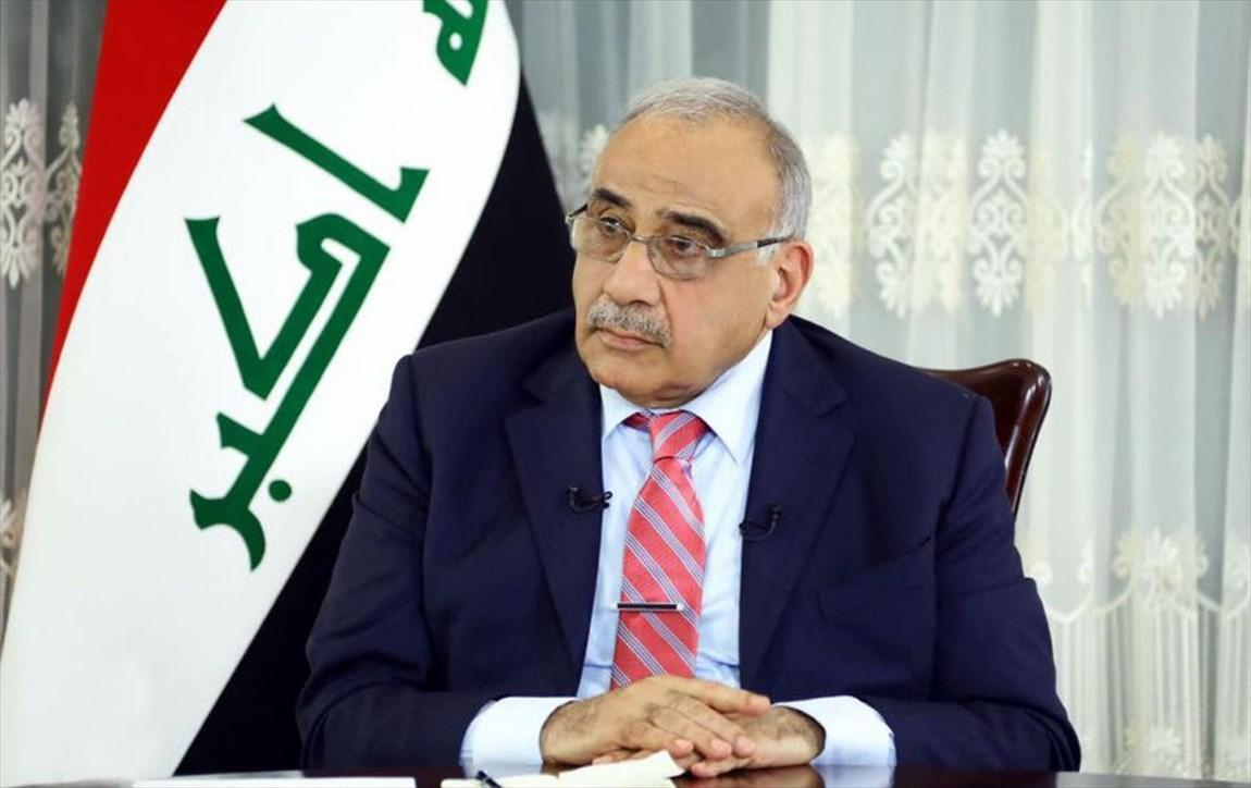 نخست وزیر مستعفی عراق با کردها ابراز همبستگی کرد