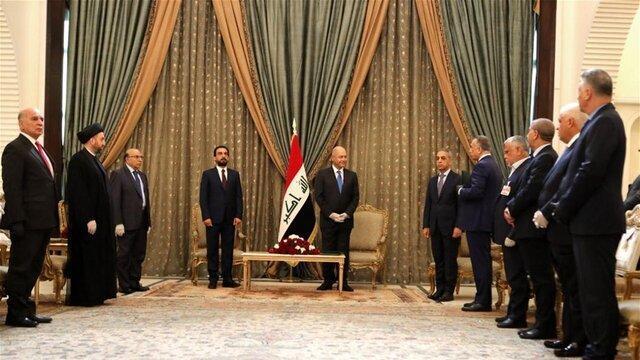 توافق اکثریت گروه های شیعی با تصویب دولت عراق