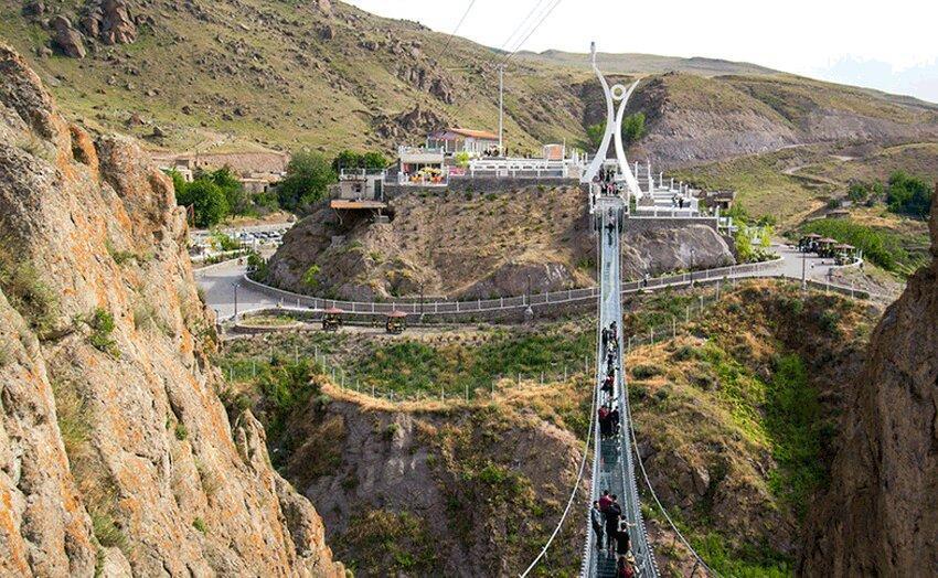 اردبیل به قطب گردشگری ایران تبدیل می گردد