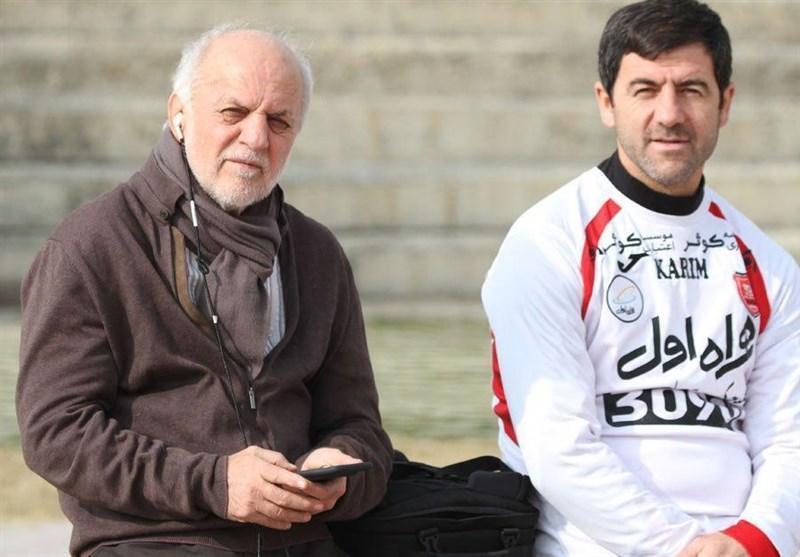 خوردبین: مربی دیگری غیر از گل محمدی نمی توانست پرسپولیس را قهرمان کند، وزیر ورزش تکلیف باشگاه را مشخص کند