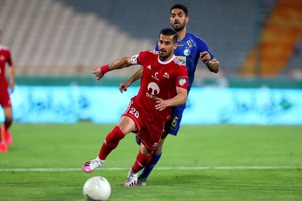 حاج صفی: به سپاهان برمی گردم و فوتبالم را در این تیم تمام می کنم
