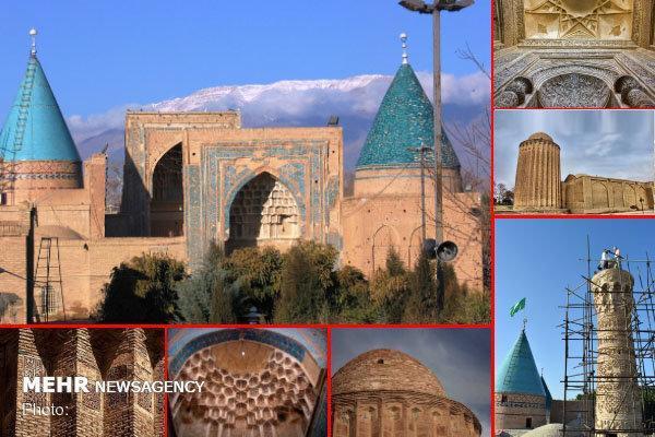 50 اثر تاریخی ایران در فهرست موقت ثبت جهانی قرار گرفت