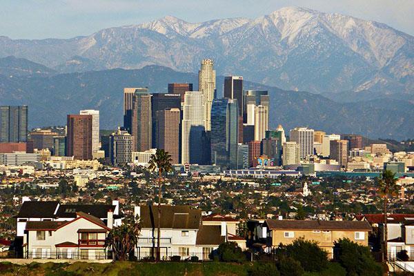راهنمای تور، لس آنجلس، کالیفرنیا