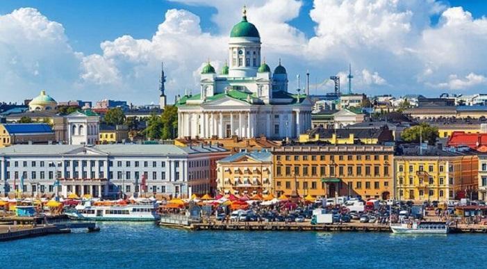 هلسینکی معروف به شهر رنگارنگ