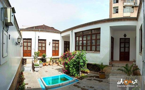 خانه موزه استاد ابوالحسن صبا در تهران، تصاویر