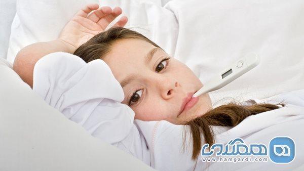 چگونه آنفلوآنزای بچه ها را در خانه درمان کنیم؟