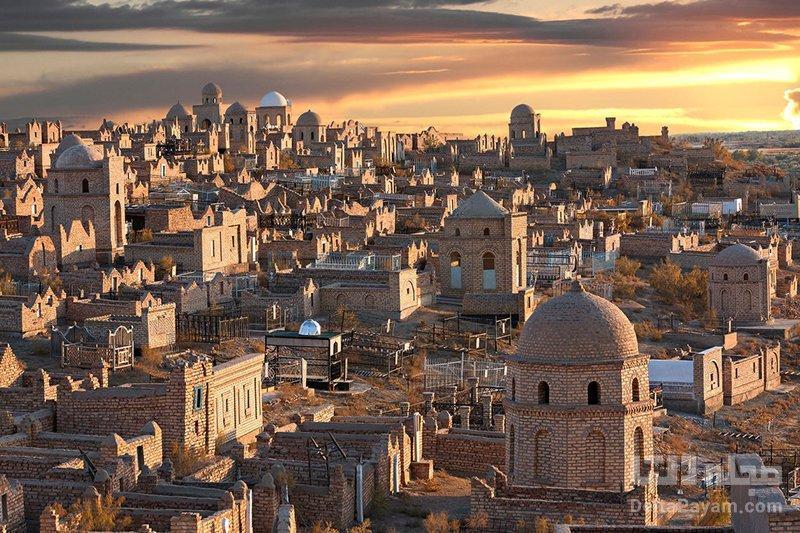 5 مکان دیدنی ازبکستان که در انتظار شماست