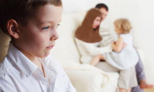 میان فرزندان خود تبعیض قائل نشوید