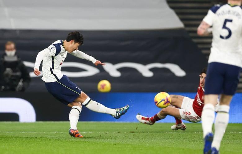 تاتنهام 2 - 0 آرسنال؛ عادت تکراری مورینیو