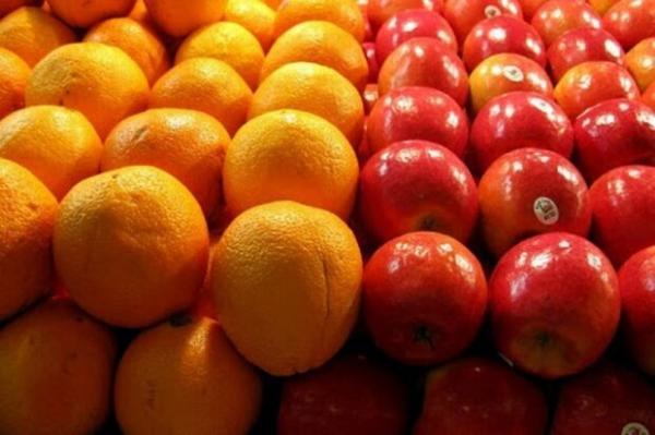 شروع توزیع سیب و پرتقال تنظیم بازار در 260 نقطه تهران، قیمت کمتر از 12 هزار تومان خبرنگاران