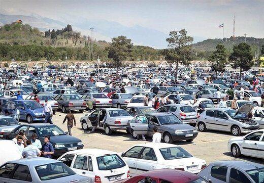 قیمت انواع خودرو در بازار؛ کوییک دنده ای 150 میلیون تومانی شد