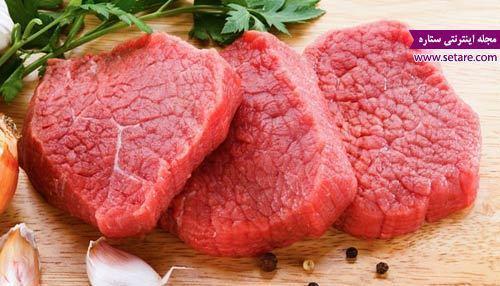 غذاهایی که با گوشت شترمرغ می توان درست کرد