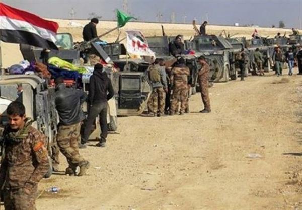 حشد الشعبی کارگاه تولید بمب در بغداد را کشف کرد